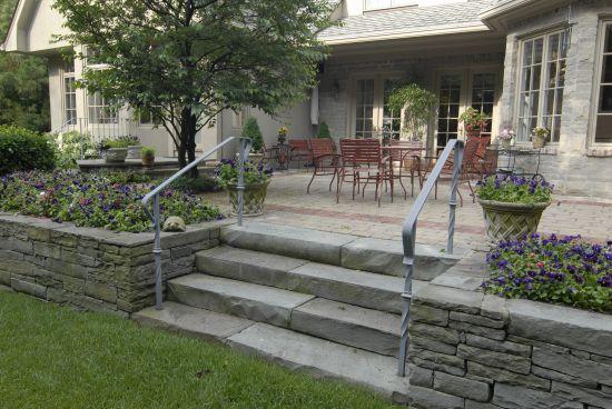 Steps In Landscape Design