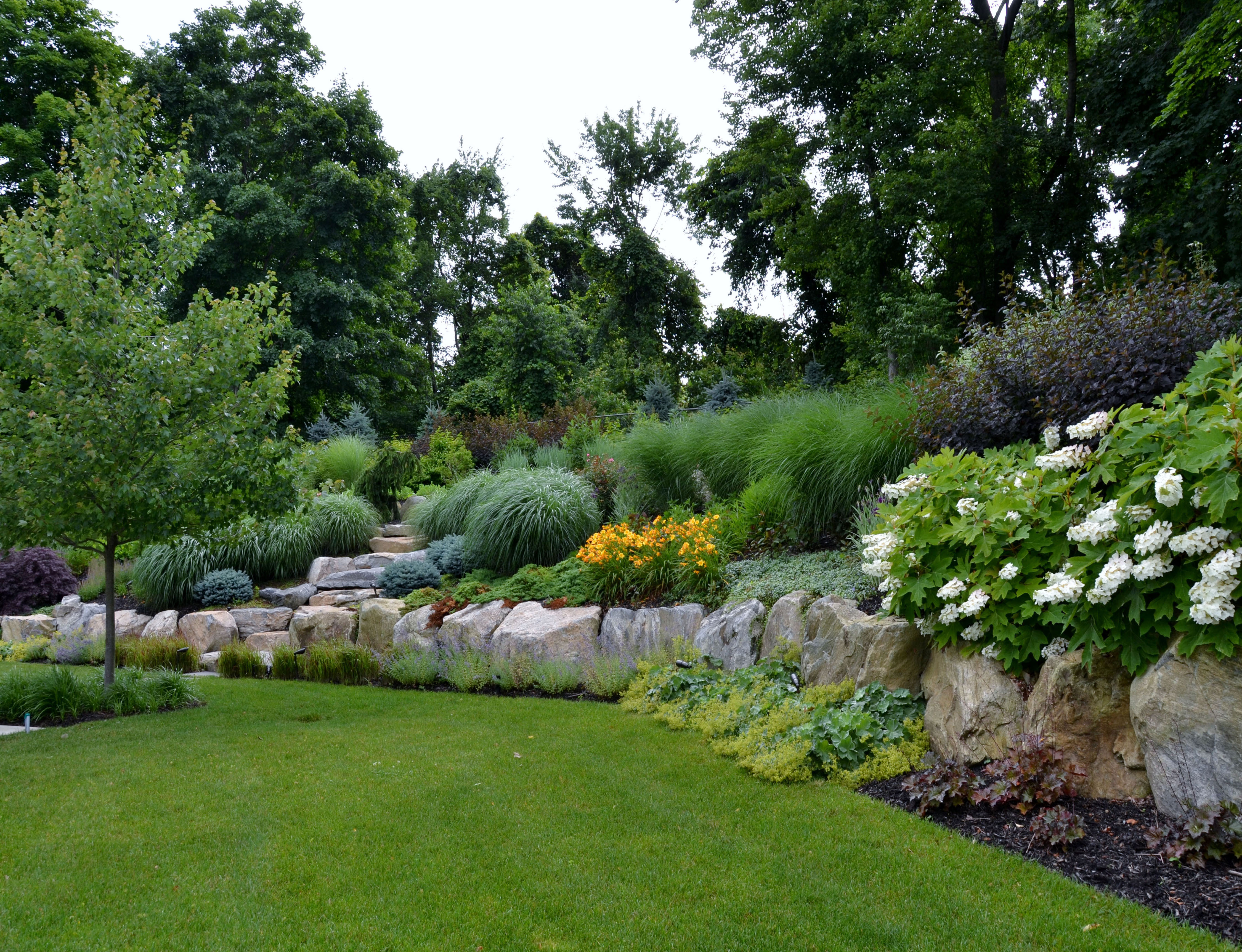 Award winning landscape design for Garden design awards