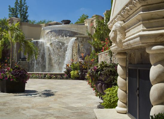 Upscale Commercial Water Feature Designs U0026 Build