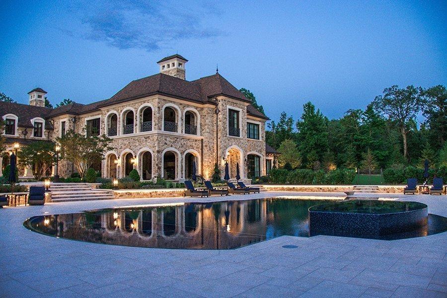 Bergen County Estate Pool Design