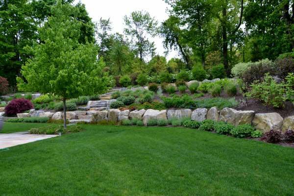 Westchester Magazine Award Winning Landscape Design