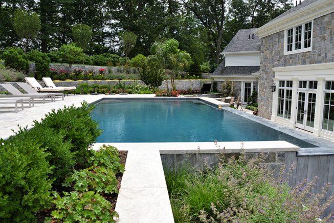 Award Winning Pool Landscape Design