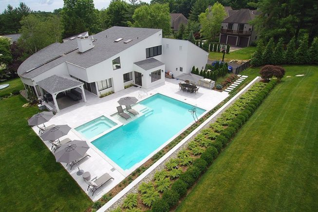 Award Winning Westchester Pool and Landscape Design