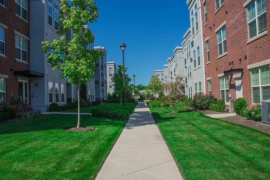 Commercial Walkways through Buildings
