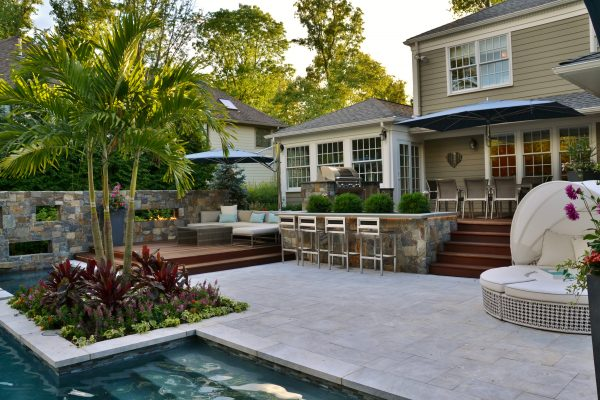 The Time of Year for Outdoor Living Spaces