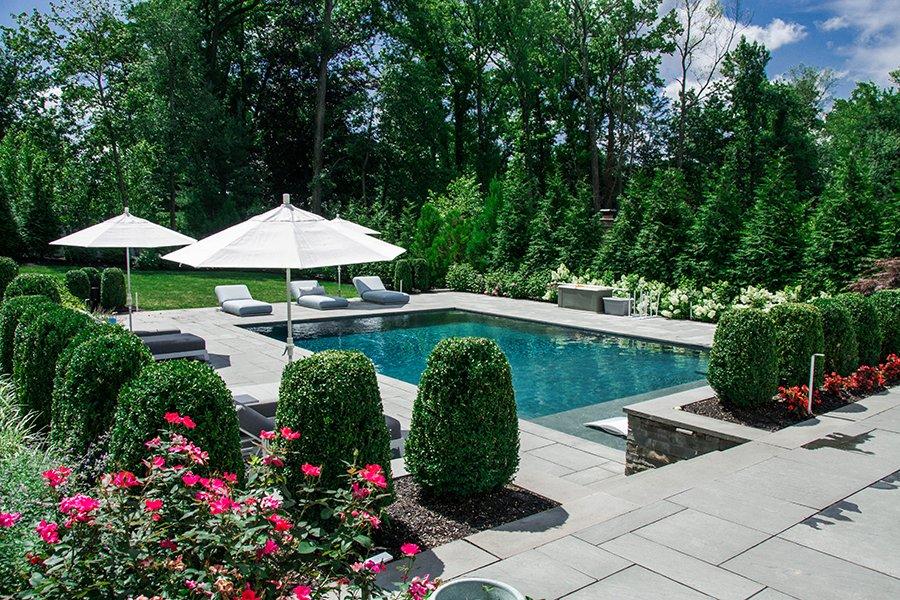 Award Winning Pool Design Westfield NJ