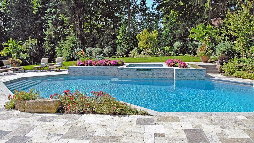 Modern Pool and Spa Design, NJ