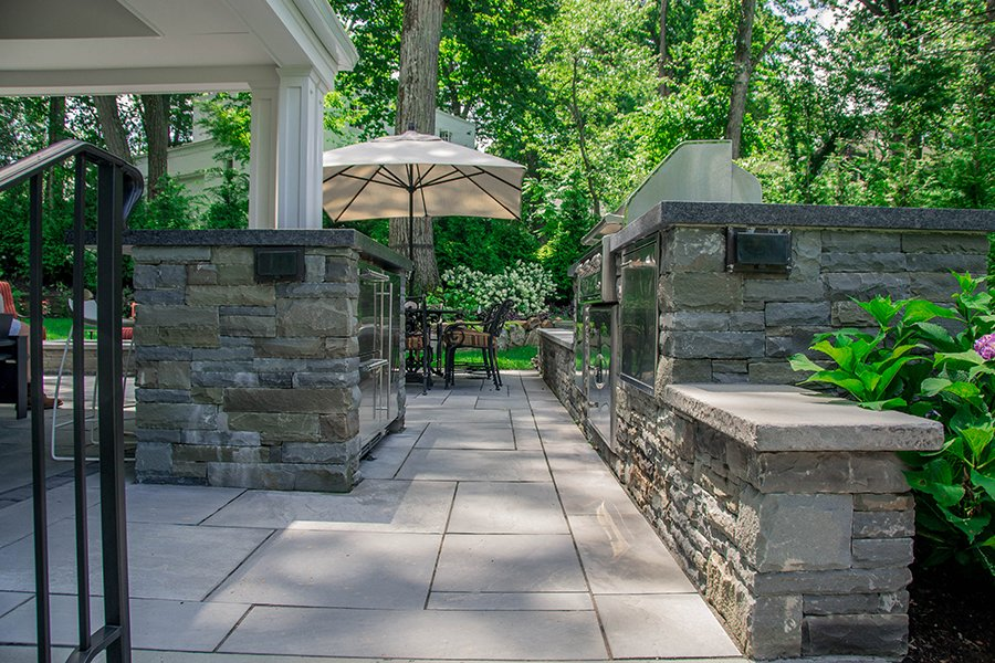 Outdoor Kitchen Design, Summit NJ