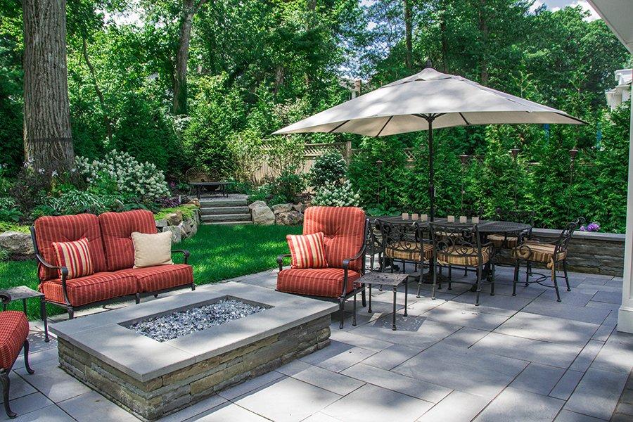 Patio and Garden Design, Summit NJ