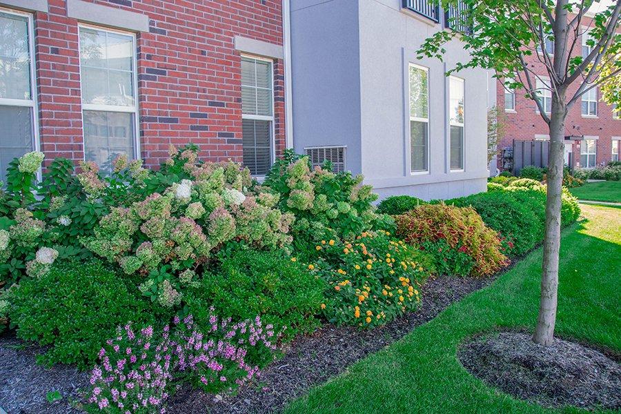 Seasonal planting beds