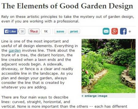 Basic Design Principles that can be Applied When Landscaping in NJ
