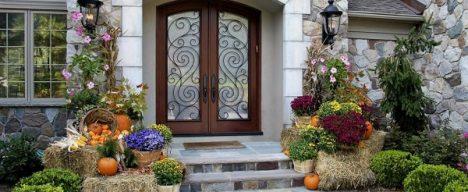 fall landscape tips
