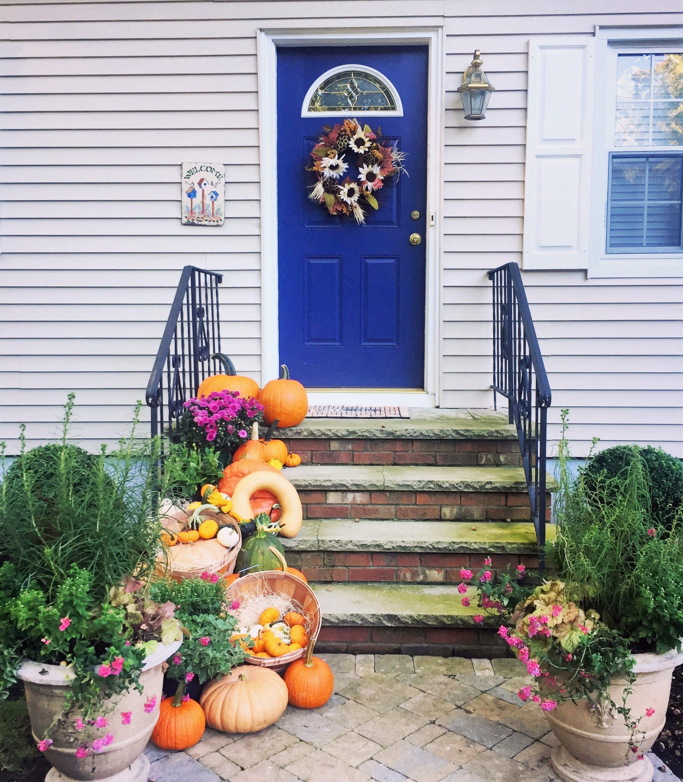 fall display ideas