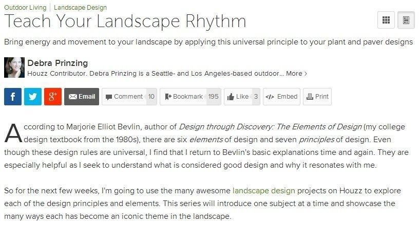 NJ Landscape Design Patterns Produce Unrivalled Rhythm and Beauty
