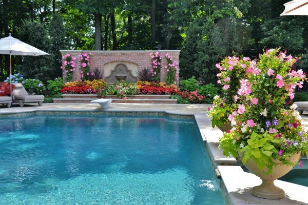 Pool Gardening and Proper Planning
