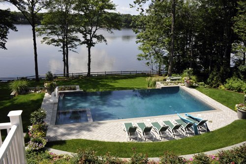 NJ Pool Landscaping Company
