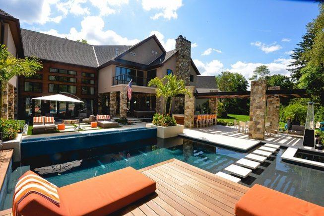 Award Winning Pool and Spa Design, NJ