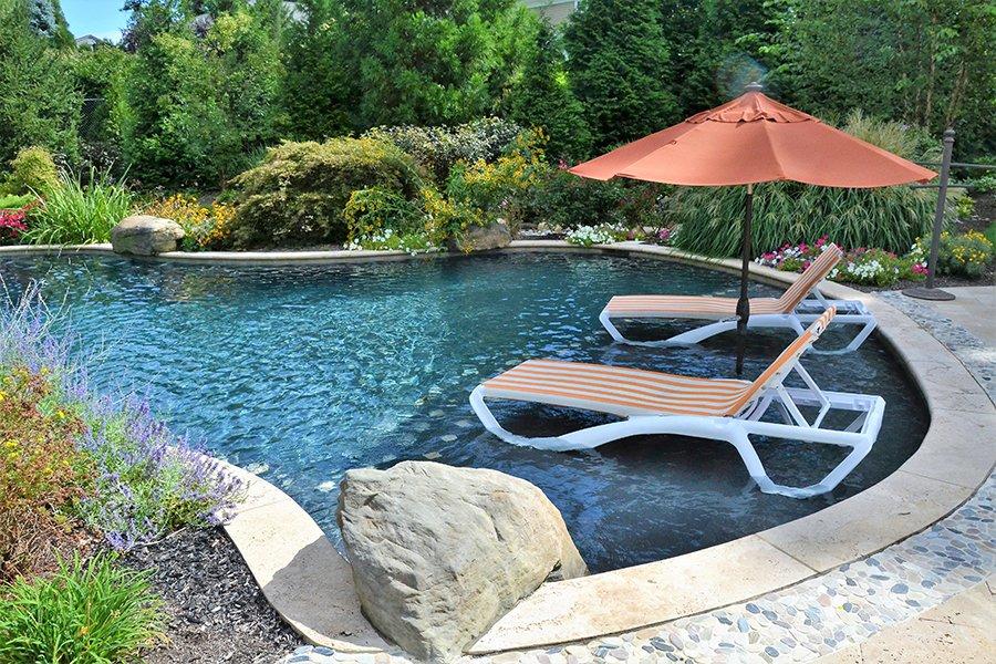 Pool Landscape Design, Wyckoff NJ