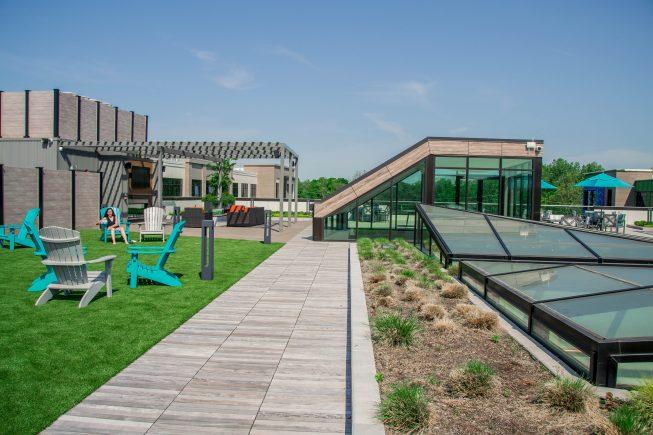 Rooftop Complex Design and Build NJ